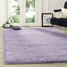 Lilac Runner Rug Safavieh California Shag Collection Sg151 7272 Lilac