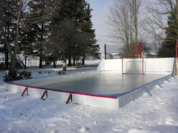 Backyard Ice Skating by Outdoor Ice Rink Liners Tarps World Class Gold Standard