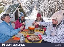 fondue bivouac jura winter canton ju jura winter sports