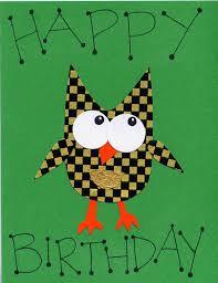 birthday owl tree designs birthday and owl