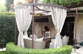 giardini con gazebo gazebo per il giardino tante idee per ripararsi dal sole con
