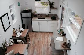 Modern Tiny Home by Midcentury Modern Tiny Home Tiny Heirloom Luxury Custom Built