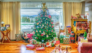 free images indoor holiday christmas tree interior design