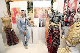 wedding dress designer indonesia wedding expo helps couples tying the knot lifestyle the