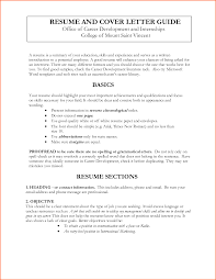 Resume Highlight Examples by Curriculum Vitae How To Write A Proper Resume Example How To Do