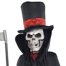 Dapper Halloween Costumes Children Dapper Death Skeleton Costume Age 8 10 1 Pc
