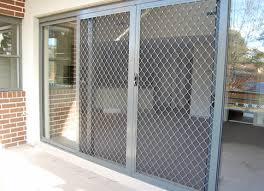 Patio Door Gate Sliding Glass Doors Sliding Glass Door Security Gate Sliding