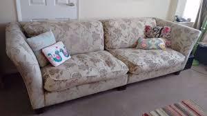 Gorgeous And Really Comfy Large  Seat Sofa From Furniture Village - Vantage furniture