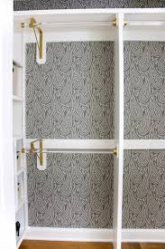 Used Closet Doors Replacing Bi Fold Closet Doors With Curtains Our Closet Makeover