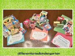 my day of school tradition differentiated kindergarten