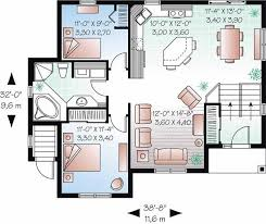 home plans with inlaw suites joyous house plans canada in suite 2 house plans with