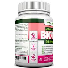 Evening Primrose Oil For Hair Loss Buy Biotin 10 000 Mcg 120 Capsules Designed For Hair Growth