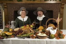 Pilgrim Thanksgiving History Pilgrims And Pies 2 An Historical Feast Of Thanksgiving History