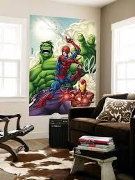 Spiderman Wallpaper For Bedroom Comic Book Wall Murals Posters At Allposters Com
