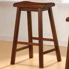 Dark Oak Bar Stools | bar stool 29 inch walnut bar stool wooden barstool chair set of