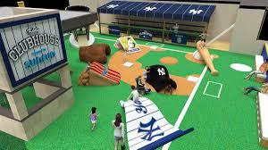 yankee stadium home run lights new york yankees on twitter introducing the sunrun kids clubhouse