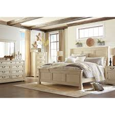 Ashley Signature Furniture Bedroom Sets by Signature Design By Ashley Bolanburg King Bedroom Group Value