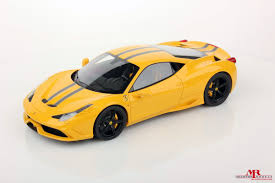 toy ferrari model cars ferrari 458 speciale 1 18 mr collection models