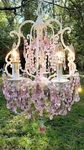 Shabby Chic Lighting Chandelier by Shabby Chic Fans Shabby Yet Chic Distressed White Candle
