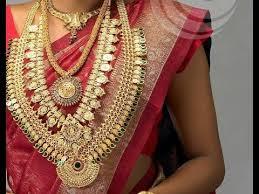 kerala traditional mala designs