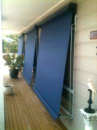 Outside Blinds And Awnings Outdoor Blinds In Melbourne U2013 Canvas Awnings External Blinds