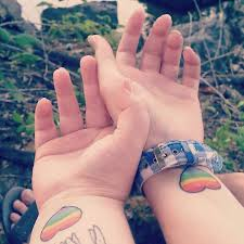 pride tattoos popsugar