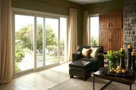 Interior Sliding Doors Lowes by 8 Ft Sliding Door Price Simonton Sliding Patio Door Interior View