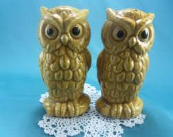 owl collection etsy