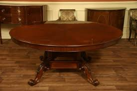 Ebay Furniture Dining Room Placement Dining Room 72 Round Table Mahogany Formal Furniture