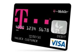 pre paid debit cards t mobile wants to be your bank launches mobile money prepaid