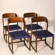 chaise traineau baumann série de 4 chaises traineau baumann bindiesbindies