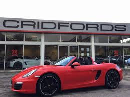 red porsche convertible used porsche cars for sale in surrey and london cridfords
