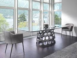 new dining room furniture dashing duo trendy new dining tables usher in geometric contrast