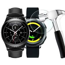 samsung gear s2 3g review cnet amazon com 2 pack gear s2 screen protector wimaha tempered