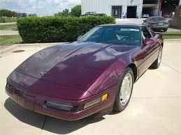 95 chevy corvette 1993 to 1995 chevrolet corvette for sale on classiccars com 81
