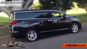 nissan elgrand australia parts nissan e52 elgrand review top of the range edward lees www