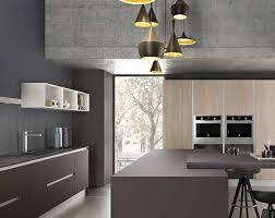 cuisine alu et bois cuisine bois gris top davausnet ud cuisine ikea grise avec des
