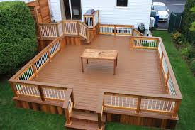 Best Backyard Decks And Patios Deck Patio Ideas Best Patio Furniture Sets Of Deck And Patio
