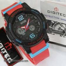 Jam Tangan Alba Yang Asli Dan Palsu jam tangan digitec dg 2093t merah jam tangan digitec original