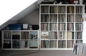 Record Storage Cabinet Design Vinyl Record Storage Cabinet Home Romances