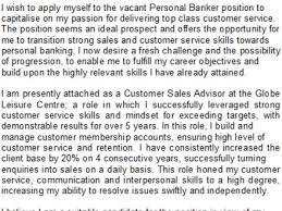 10 cover letter career change sample career change cover letter