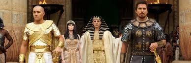 film nabi musa dan raja firaun exodus gods and kings rilis trailer epik peperangan nabi musa