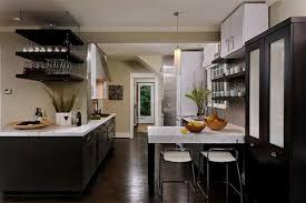 dark cabinet kitchen design ideas natural home design