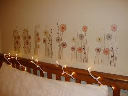 bedroom expansive fairy lights bedroom ceramic tile wall