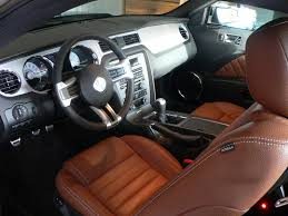 Saddle Interior Interior Exterior Detailing Questions For 2010 2011 Mustangs