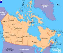 canada states map canada sci fi readers
