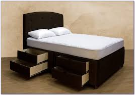 King Size Bed With Storage Underneath King Size Bed Frame With Storage Singapore Bedroom Home Design