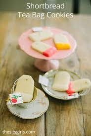 best 25 tea bag cookies ideas on pinterest tea party favors