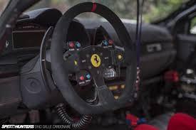 ferrari steering wheel liberty walk u0026 the 458 challenge speedhunters
