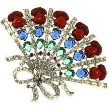 119 best jewelry fans images on antique jewelry